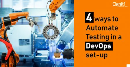Automate Testing in a DevOps set-up