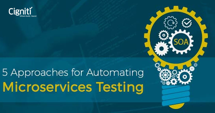 5 Approaches for Automating Microservices Testing