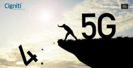5G is coming - lead or leap, but you can't lag!