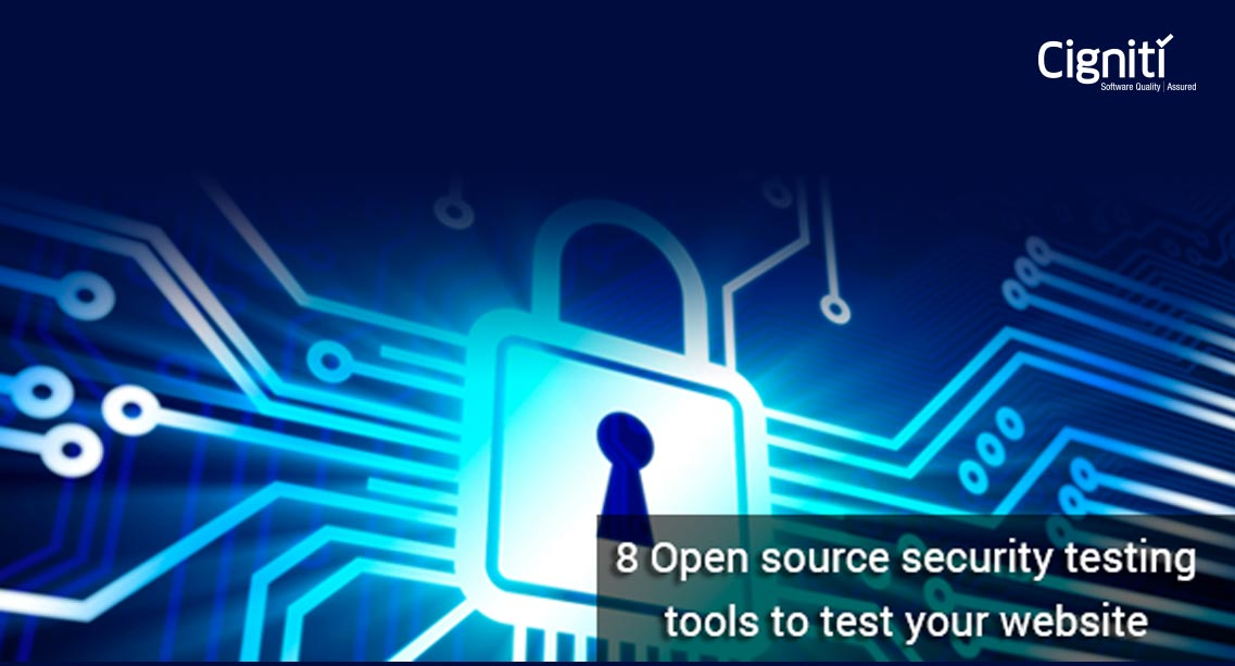 8 Open source security testing tools to test your website