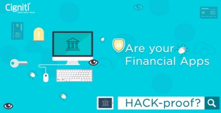 [Infographic] Are Your Financial Apps HACK-proof?
