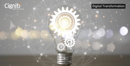 Automation & innovation - The key ingredients of digital transformation