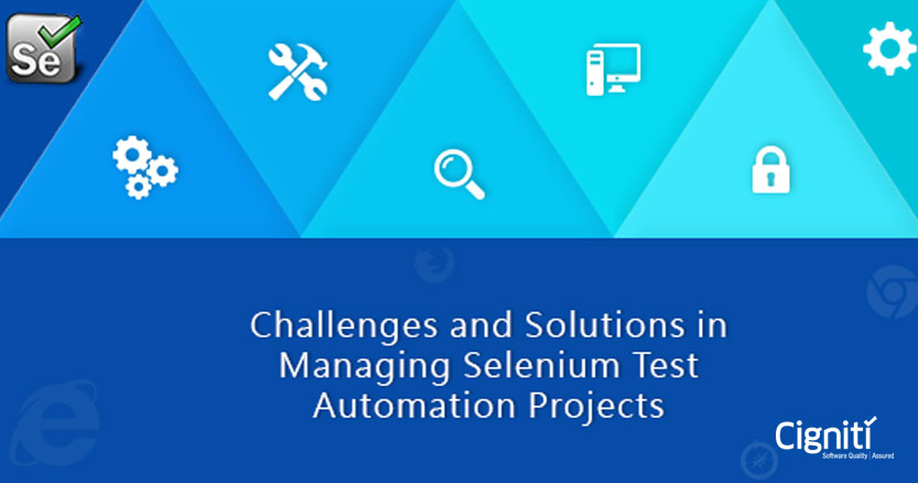 Challenges and Solutions in Managing Selenium Test