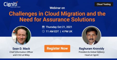 Challenges in Cloud Migration and the need for Assurance Solutions