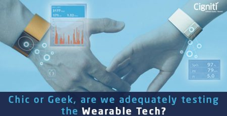 Chic or Geek, are we adequately testing the Wearable Tech