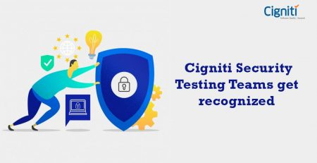 Cigniti Security Testing Teams get recognized