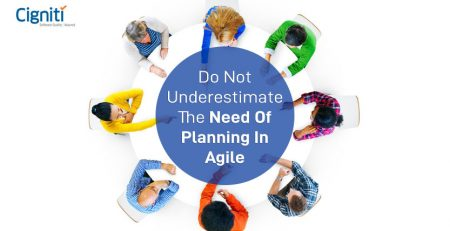 Do Not Underestimate the Need of Planning in Agile