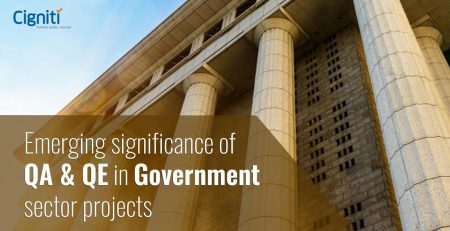 Emerging significance of QA & QE in Government sector projects