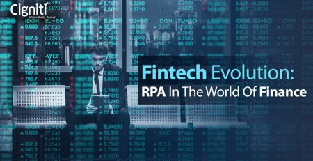 Fintech Evolution: RPA in the World of Finance