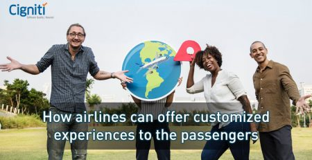 How airlines can offer customized experiences to the passengers