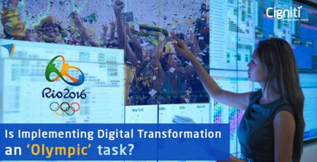 Is Implementing Digital Transformation an 'Olympic' task?