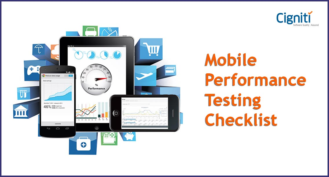 Mobile Performance Testing Checklist