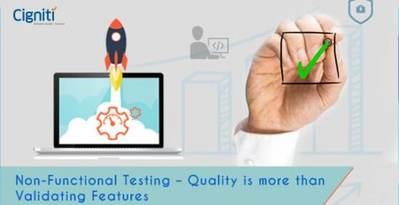 Non-Functional Testing – Quality is more than Validating Features