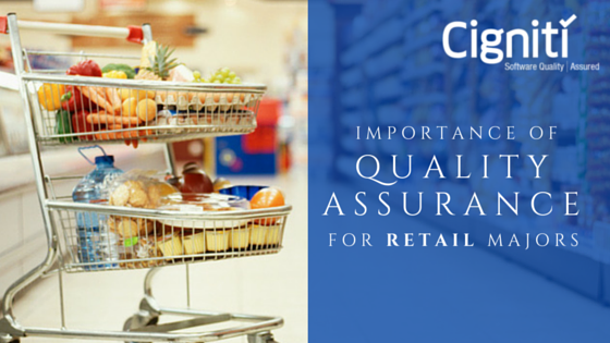 Quality Assurance for Retail Majors
