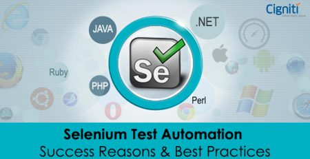 Selenium Test Automation Success Reasons & Best Practices