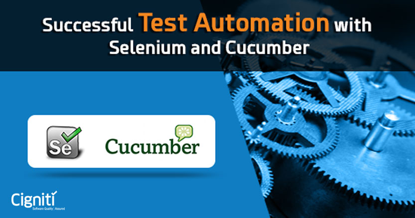 Successful Test Automation with Selenium and Cucumber
