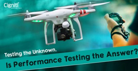 Testing the Unknown. Is Performance Testing the Answer?