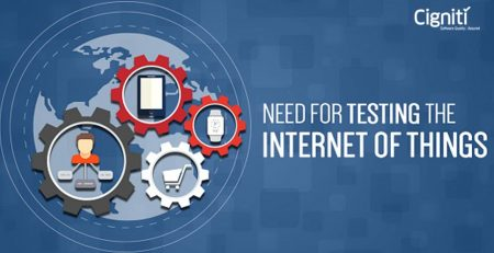The Need for Testing the Internet of Things