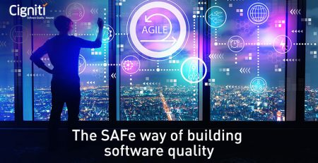 The SAFe way of building software quality