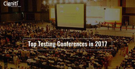 Top Testing Conferences in 2017