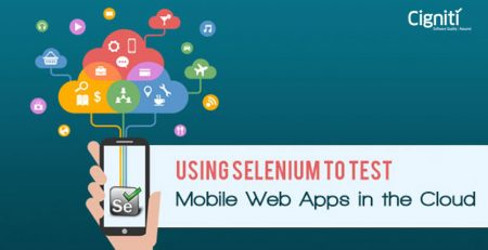 Cloud Testing: Using Selenium to Test Mobile Web Apps in the Cloud