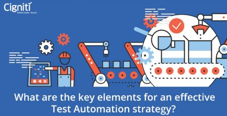 What are the key elements for an effective Test Automation strategy?
