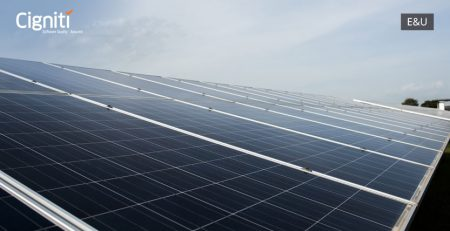 What is the role of software testing in the renewable energy sector